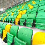Aldekon 2022 Stadyum Koltuk Katlanir Devar Mounted