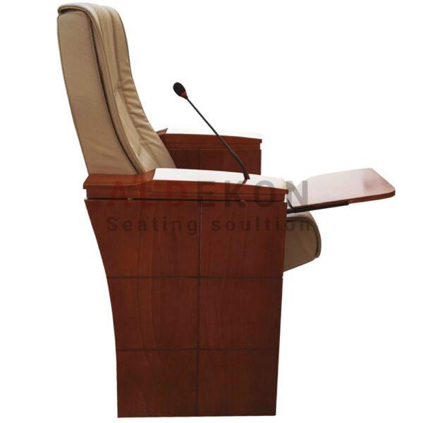 Ethiopia Konferans Koltogu Ahsap Yazi Tablasi